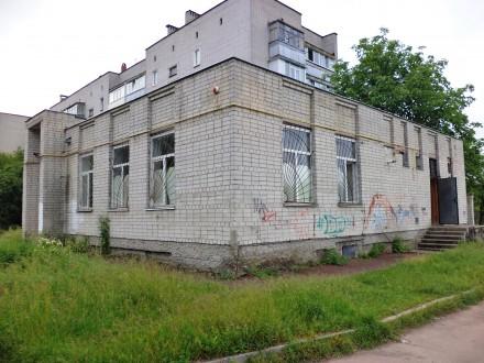 Продажа готового здания (на Боевой). Чернигов. фото 1