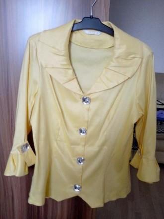 Блузка с бриллиантами. Днепр. фото 1