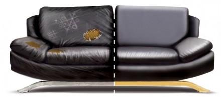 Перетяжка и замена обивки Вашего дивана - лучшее решение! Это позволит Вам сэкон. Сумы, Сумская область. фото 2