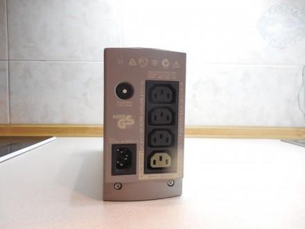 ИБП  АРС мод 500ВА . 220В без аккумулятора в раочем состоянии находится в Киеве . Киев, Киевская область. фото 3