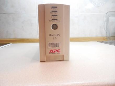 ИБП  АРС мод 500ВА . 220В без аккумулятора в раочем состоянии находится в Киеве . Киев, Киевская область. фото 2