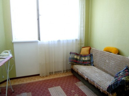 Сдам 2 комнатную квартиру посуточно в новом доме ЖМ Радужный.  Благоустроенная . Одесса, Одесская область. фото 7