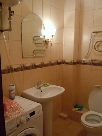 Сдам 2 комнатную квартиру посуточно в новом доме ЖМ Радужный.  Благоустроенная . Одесса, Одесская область. фото 9