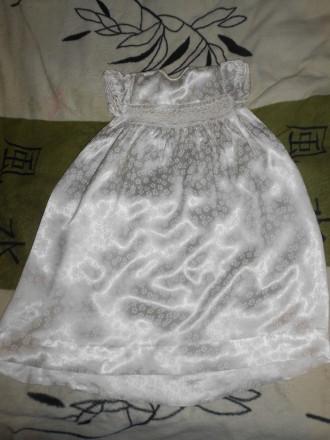 Платье для крещения. Никополь. фото 1