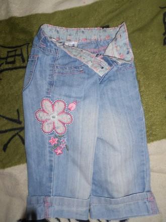 Джинсовые шорты М&Co. Никополь. фото 1