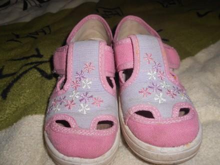 Мокасины для девочки Waldi. Никополь. фото 1