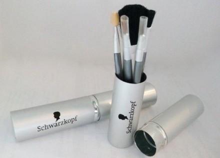 Набор кистей для макияжа от «Schwarzkopf». Киев. фото 1