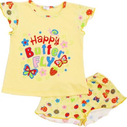 Пижама для девочек р.98,110,116 ТМ ValeriTex. Кривой Рог. фото 1