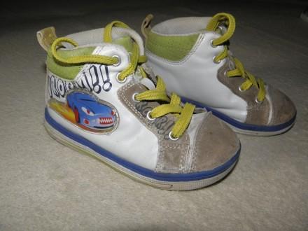 Продам ботинки. Запорожье. фото 1