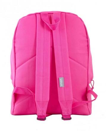 Рюкзак подростковый SP-15 Hot Pink, 37*28*11, 553500  Smart (1 Вересня). Кривой Рог. фото 1