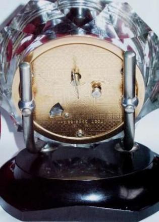 Часы механические настольные Сердобского завода(с 2004г. ликвидирован) марки Мая. Днепр, Днепропетровская область. фото 3