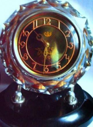 Часы механические настольные Сердобского завода(с 2004г. ликвидирован) марки Мая. Днепр, Днепропетровская область. фото 2