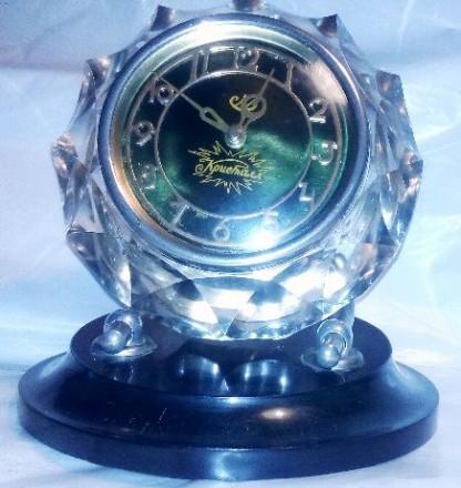 Часы механические настольные Сердобского завода(с 2004г. ликвидирован) марки Мая. Днепр, Днепропетровская область. фото 4