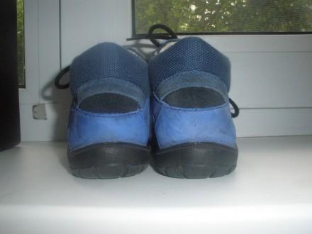 Продам ботинки фирмы Super Fit на мальчика в отличном состоянии. Ботинки полност. Чернигов, Черниговская область. фото 3