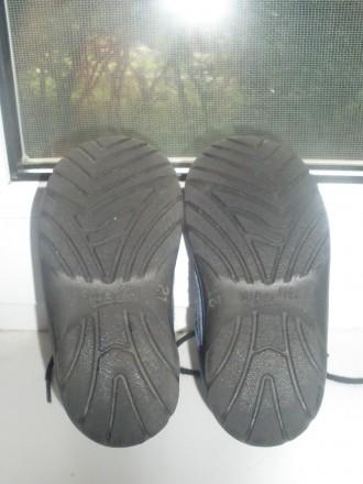 Продам ботинки фирмы Super Fit на мальчика в отличном состоянии. Ботинки полност. Чернигов, Черниговская область. фото 7