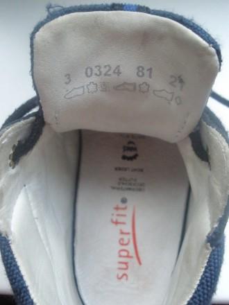 Продам ботинки фирмы Super Fit на мальчика в отличном состоянии. Ботинки полност. Чернигов, Черниговская область. фото 6