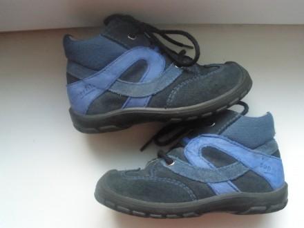 Продам ботинки фирмы Super Fit на мальчика в отличном состоянии. Ботинки полност. Чернигов, Черниговская область. фото 5