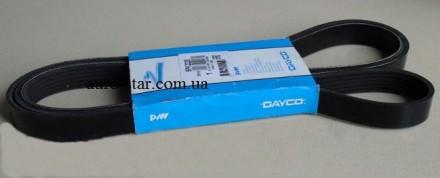 Поликлиновой ремень DAYCO 6PK1013  Fiat Ducato 2.5D/TD. Ирпень. фото 1