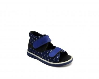 Детские и подростковые ортопедические сандалии. Одесса. фото 1