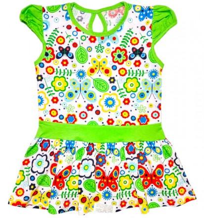 Платье для девочки Катя. Горишные Плавни. фото 1