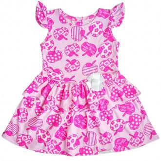 Платье для девочки Тая. Горишные Плавни. фото 1
