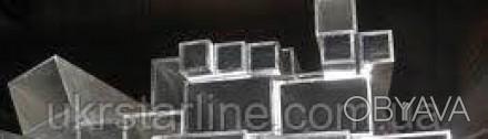 Труба алюминиевая АД31Т5 40х20х2мм