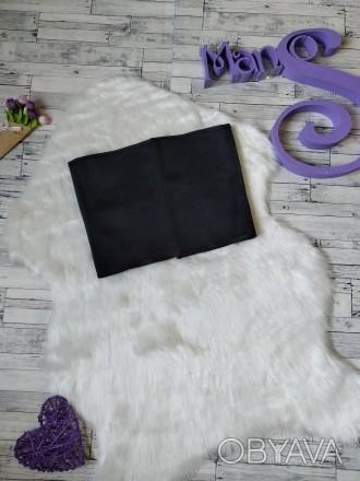Корсет утягивающий пояс бандаж женский черный