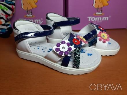 Босоножки для девочки Tom M