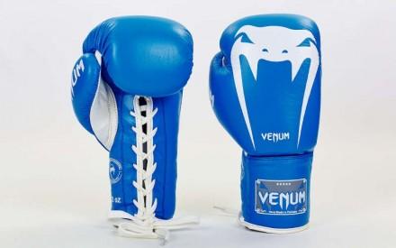 VENUM GIANT Боксерские кожаные перчатки Размер: 10-12 унций (есть еще 14 но то. Одесса, Одесская область. фото 5