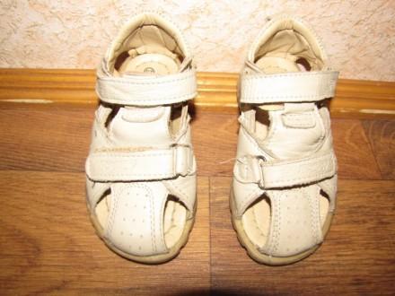 боссоножки детские  кожаные sport 28 р.. Запоріжжя. фото 1