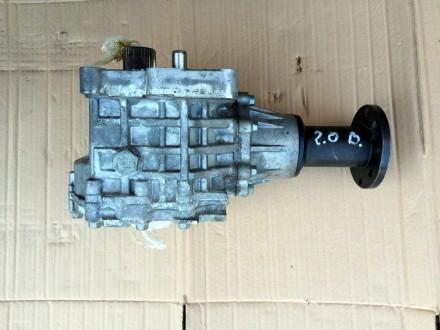 Коробка роздаточная 47300-3B220 на Hyundai IX 35 10- (Хюндай Ай икс 35), передат. Ровно. фото 1