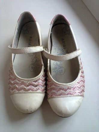 Продам туфельки для девочки. Чернигов. фото 1