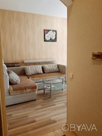 Хорошая квартира с современным ремонтом. Находится в двух шагах от Дерибасовской. Одесса, Одесская область. фото 1