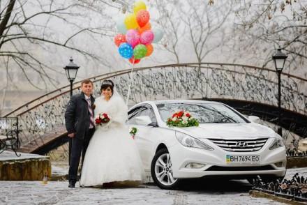 Уважаемые молодожены, именно для вас, предоставляется белоснежный автомобиль биз. Одесса, Одесская область. фото 3