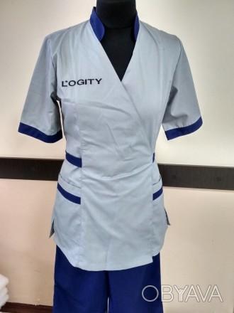 Костюм медицинский для клиник,для горничных униформа
