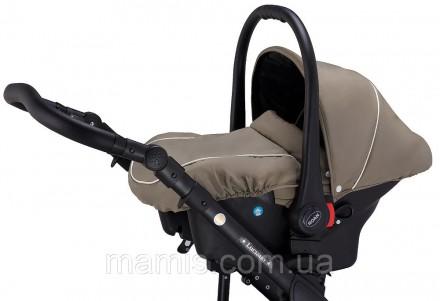 Детское автомобильное кресло Roan Carlo предназначено для детей от рождения до 1. Борисполь, Киевская область. фото 4