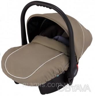 Детское автомобильное кресло Roan Carlo предназначено для детей от рождения до 1. Борисполь, Киевская область. фото 1