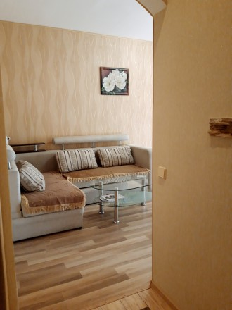 Очень уютная и чистая квартира от хозяйки возле Дерибасовской. Есть все необход. Центральный, Одесса, Одесская область. фото 7