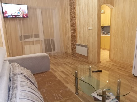 Очень уютная и чистая квартира от хозяйки возле Дерибасовской. Есть все необход. Центральный, Одесса, Одесская область. фото 5
