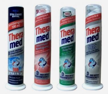 Зубная паста Theramed   в   ассортименте. Николаев. фото 1