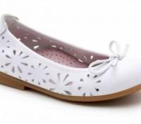 Продам туфельки (балетки) для девочки Pablosky 24 размер. Кривой Рог. фото 1