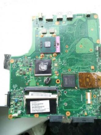 Продаётся ноутбук Toshiba Satellite A205 под ремонт или на запчасти. Мелитополь. фото 1