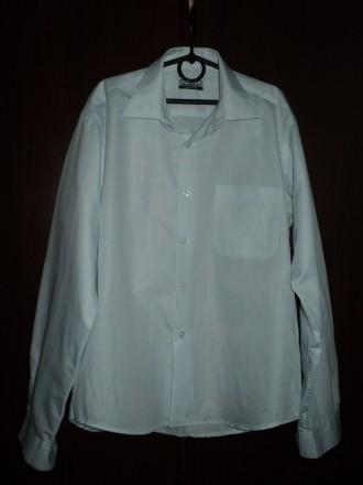 Рубашка белая для мальчика(состояние новой). Чернігів. фото 1