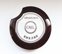 1) Беспроводная кнопка HCM101 системы вызова персонала, официанта, продавца-конс. Киев, Киевская область. фото 3