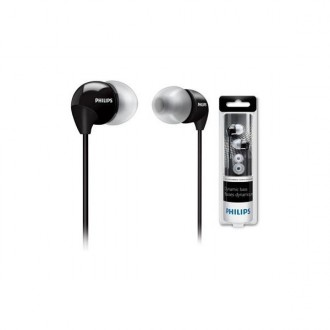 Наушники Philips SHE3590BK/10 Black. Киев. фото 1
