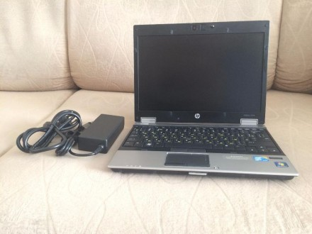 Ноутбук HP EliteBook 2540p i7 2.13GHz/4GB/320Gb. Чернигов. фото 1