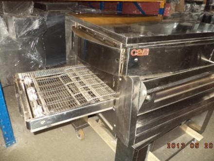 Тоннельная пиццерийная печь OEM б\у. Киев. фото 1