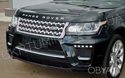 Передний бампер Range Rover Vogue L405 2013 2014 2015 2016 2017