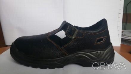 Летняя рабочая обувь, сандали рабочие, спецобувь