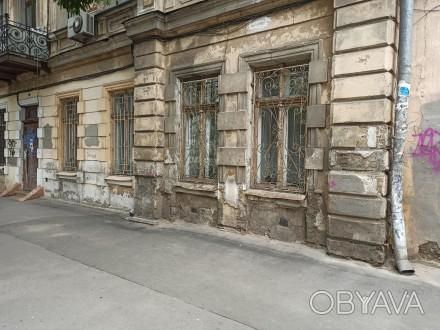 Продам фасадную квартиру. Истрический центр города. Очень оживленный район ряд. Центральный, Одесса, Одесская область. фото 1